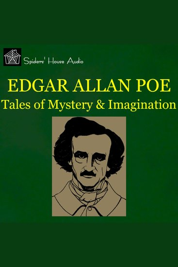 Tales of Mystery and Imagination - cover