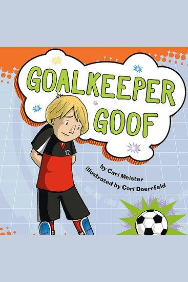 Goalkeeper Goof - cover