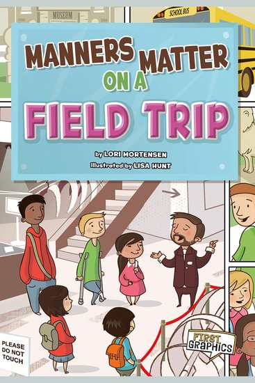 Manners Matter on a Field Trip - cover