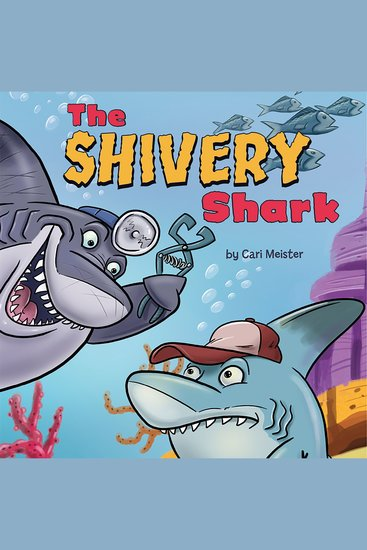 The Shivery Shark - cover