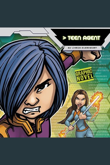Teen Agent - cover