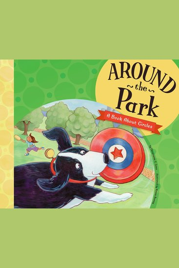 Around the Park - A Book About Circles - cover