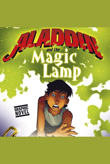 Aladdin and the Magic Lamp - cover
