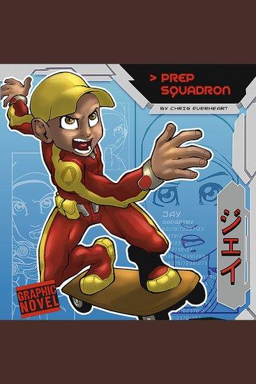 Prep Squadron - cover