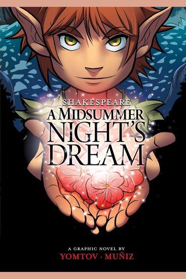 Midsummer Night's Dream A - cover