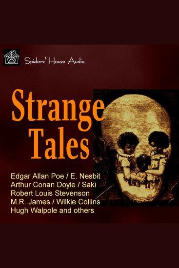 Strange Tales - cover