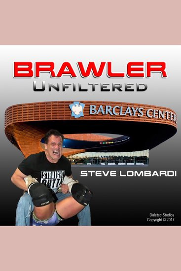 Brawler Unfiltered - cover