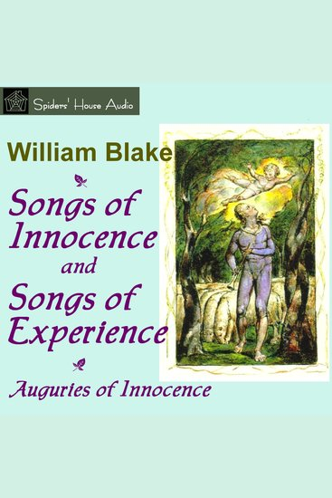 Songs of Innocence and Songs of Experience - cover