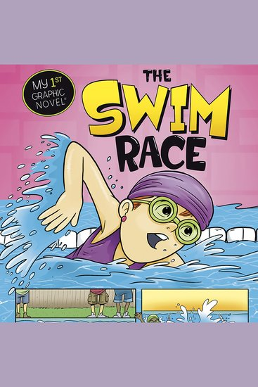 The Swim Race - cover