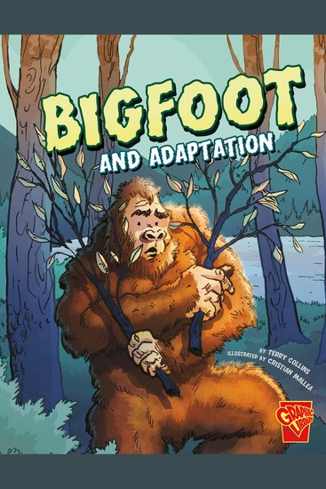 Bigfoot and Adaptation - cover