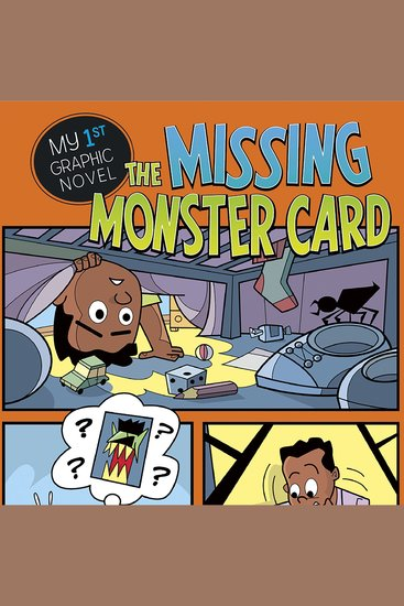 The Missing Monster Card - cover