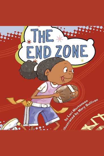 The End Zone - cover