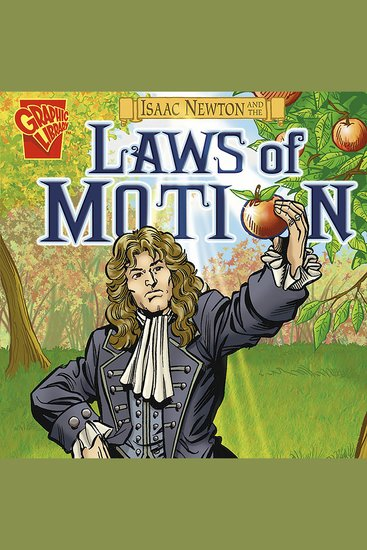 Isaac Newton and the Laws of Motion - cover