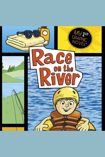 Race on the River - cover