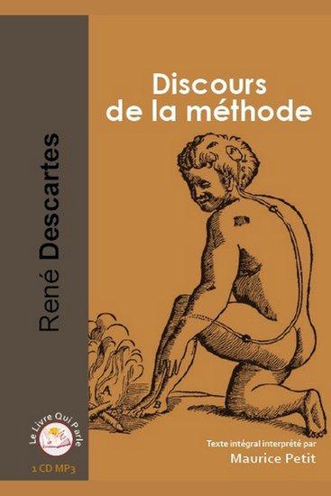 Discours de la méthode - cover