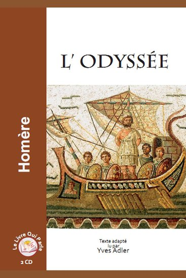 Odyssée L' - cover