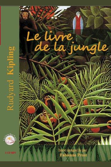 Livre de la jungle Le - cover
