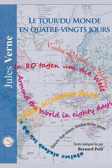 Tour du monde en 80 jours Le - cover