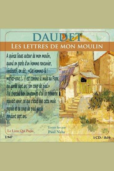 Lettres de mon moulin Les - cover