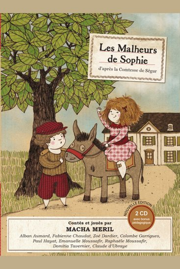 Malheurs de Sophie: 2 Les - cover