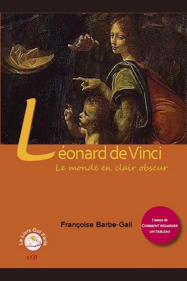 Léonard de Vinci - Le monde en clair obscur - cover