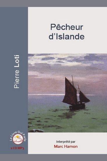 Pêcheur d'Islande - cover