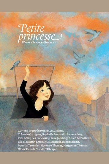 Petite princesse - cover