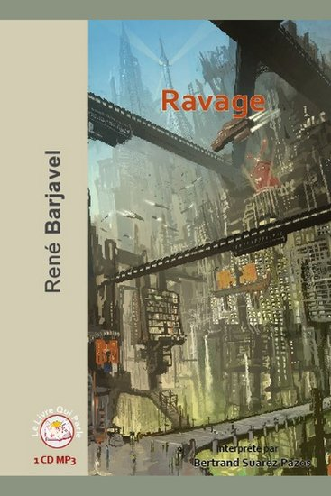 Ravage - cover