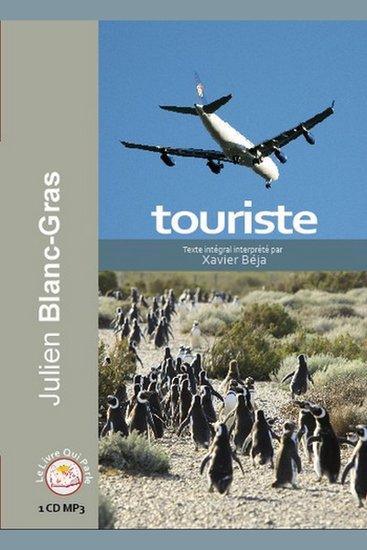 Touriste - cover