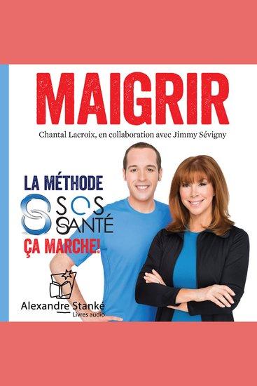 Maigrir - La méthode SOS santé - cover