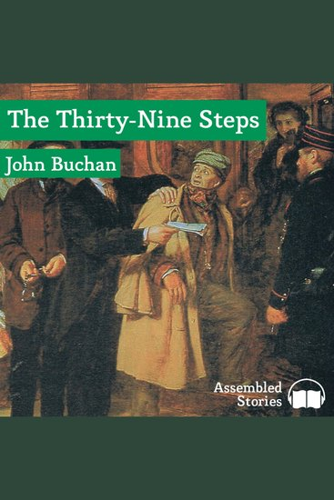 The Thirty Nine Steps - cover