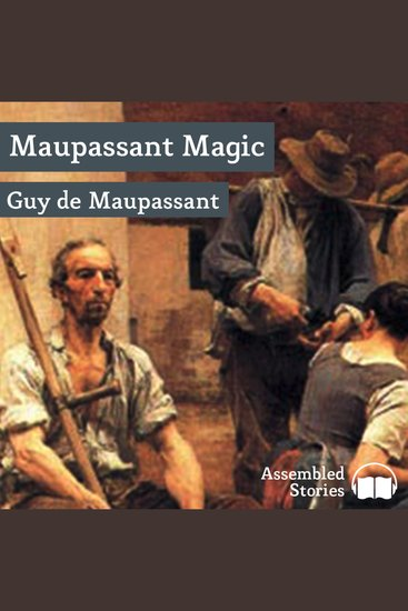 Maupassant Magic - cover