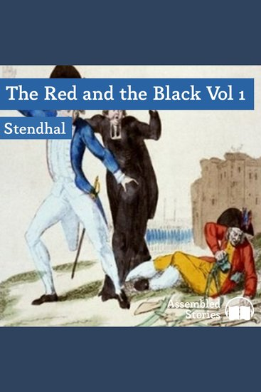 The Red and the Black Volume 1 - cover