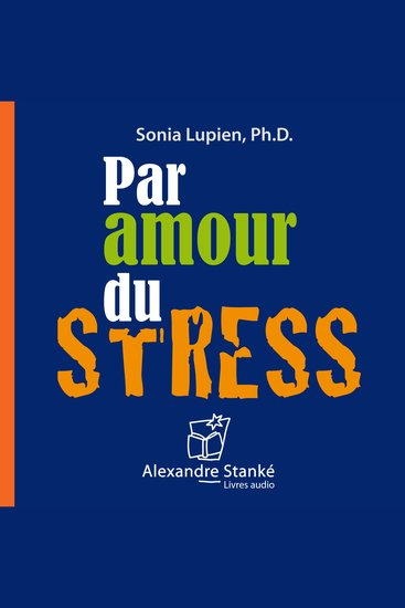 Par amour du stress - cover