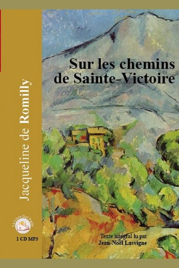 Sur les chemins de Sainte Victoire - cover