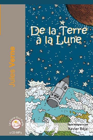 De la Terre à la Lune - cover