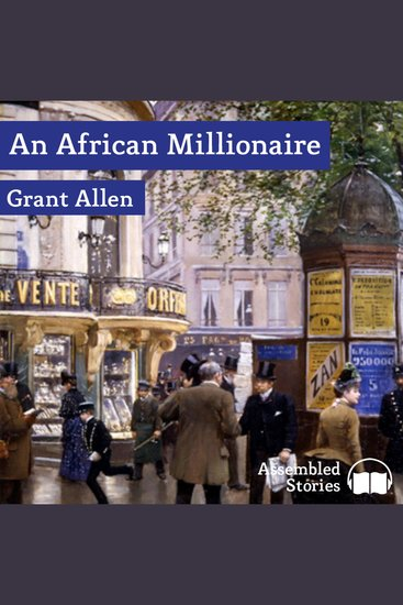 African Millionaire An - cover