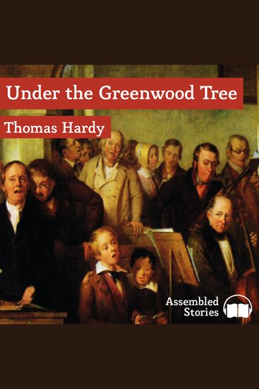 Under the Greenwood Tree - cover