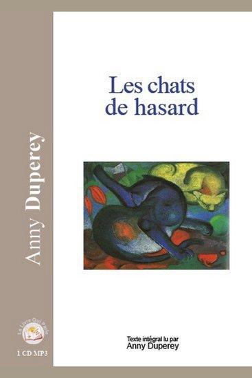 Chats de hasard Les - cover