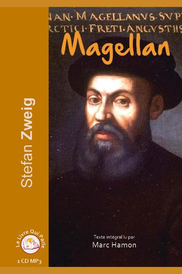 Magellan - cover