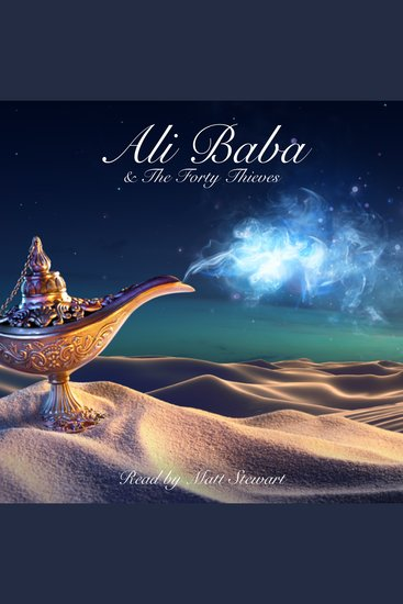 Ali Baba & the Forty Thieves - cover