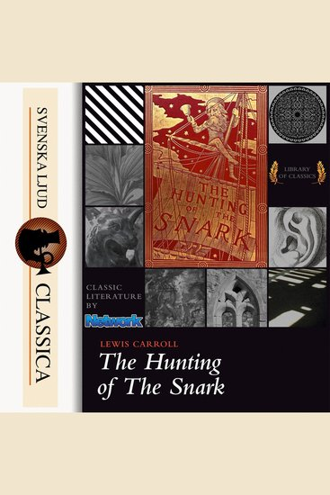 The Hunting of the Snark (unabridged) - cover