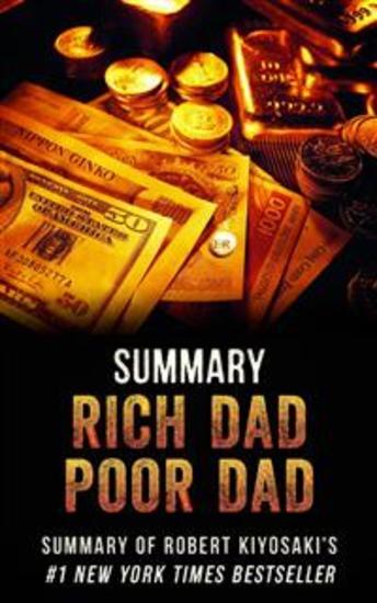 Rich Dad Poor Dad - Summary - cover