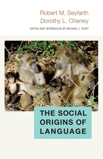 The Social Origins of Language - cover