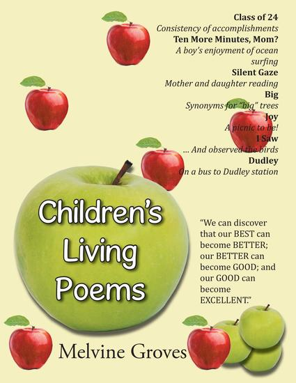 Children's Living Poems - cover