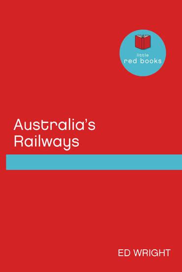 Australia's Railways - cover