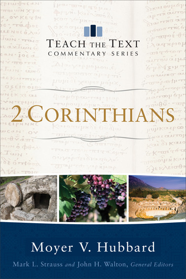 2 Corinthians (Teach the Text Commentary Series) - cover