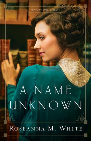 A Name Unknown (Shadows Over England Book #1) - cover