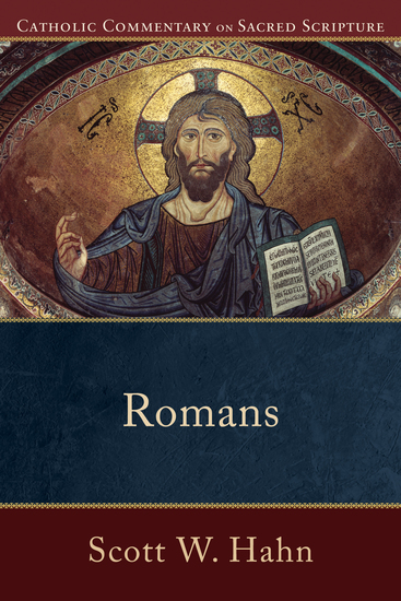 Romans (Catholic Commentary on Sacred Scripture) - cover