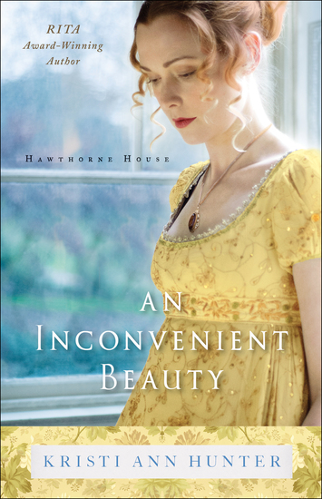 An Inconvenient Beauty (Hawthorne House Book #4) - cover